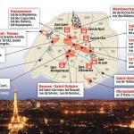 les zones ouverte Paris shopping
