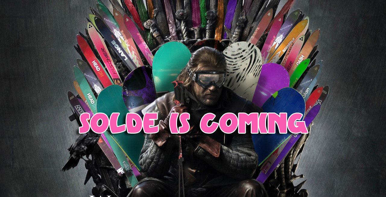 Solde is Coming